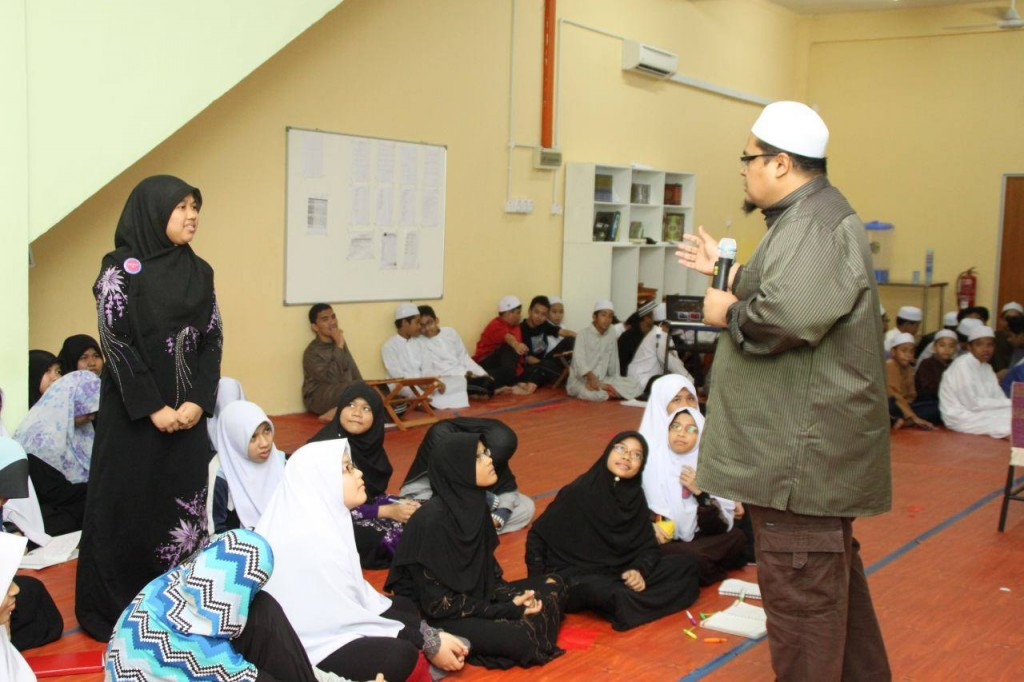 Khalifah Model School (Secondary)
