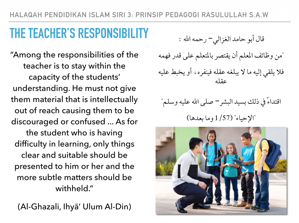 Differentiated Instructions In Islamic Education Kmss Khalifah